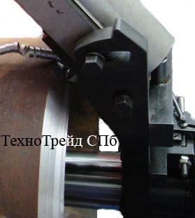 Оборудование для снятия фаски под сварку