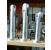 Ножка опора нержавеющая стальная для монтажа и установки туалетных модульных перегородок.