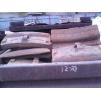 Колодка тормозная чугунная гребневая тип М для локомотивов ГОСТ 30249-97