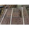 Крепеж путей перекатки трансформаторов: Подкладка К2