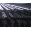 Рельсы Р-43, 1-я группа износа  ГОСТ 7173-54