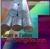 шпилька резьбовая оцинкованная класс прочности 4.8 DIN 975