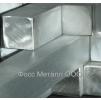 Квадрат нержавеющая холоднотянутый AISI 304 шлифованный, под заказ