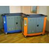 Тележки для хранения и зарядки ноутбуков SchoollBox