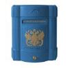 Почтовые ящики из пластика Соколоff Безмятежность (синий золото)