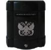 Почтовые ящики из пластика Соколоff Мудрость (черный серебро)