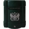 Почтовые ящики из пластика Соколоff Уверенность (зеленый серебро)