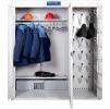 Шкаф для сушки одежды для девяти комплектов РУБИН РШС-9-175